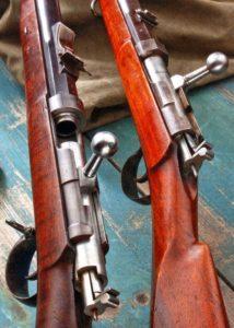 Nr_310-P Dreyse rifles