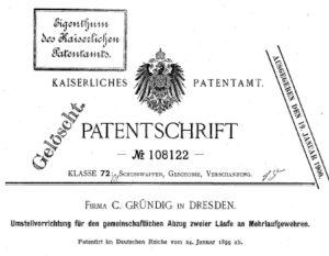 Nr_317-P Gruendig Patent